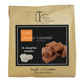 Le Temps des Cerises Café Le temps des cerises Dosette caramel - x16 - 112g