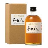 Akashi Whisky Japonais Akashi blend Sous étui - 40% vol. - 50cl
