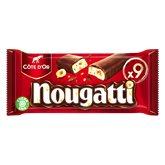 Côte d'Or Chocolat Nougatti Côte d'Or 9 barres - 270g