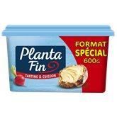 Planta fin Margarine allegée Planta Fin 60% MG - 1/2sel - 600g