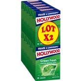 Hollywood Chewing-gum Hollywood Green fresh - 2x70g