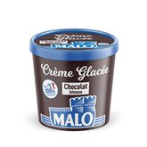 Malo Glace au yaourt Malo Chocolat intense - 325g