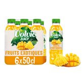 Volvic Volvic Juicy Fruits exotiques - 6x50cl