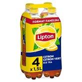 Lipton Thé glacé Lipton Ice Tea Citron - 4x1.5L