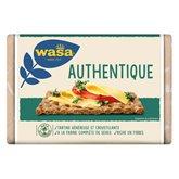 Wasa Tartine pain croustillant Wasa Authentique - 275g