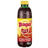 Pago Jus de fruit Pago ACE rouge - 75cl