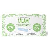 Tadam' Tampons sensitifs bio Tadam Normal - x16