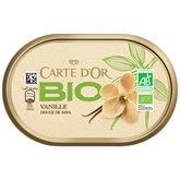 Carte d'Or Crème glacée Carte d'Or Bio A la vanille - 250g