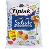 Tipiak Cubes salade nature Tipiak sel de Guérande - 160g