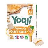 Yooji Viande bébé Bio Yooji Poulet - Dès 6 mois - 120g