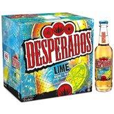 Desperados Bière blonde Desperados Lime pack - 12x33cl