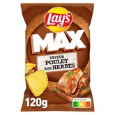 Lay's Chips Lay's Max poulet - 120g