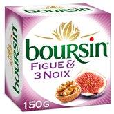 Boursin Fromage Boursin Figue et 3 noix - 150g