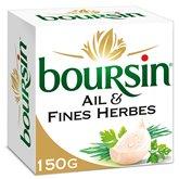 Boursin Fromage Boursin Aïl & Fines Herbes - 150g